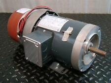 Marathon Electric Motor Motorbrake HP1/2 1725RPM 230/460V D452 KVF 56T17F5349A P