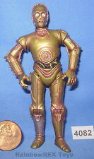 Star Wars 2004 C-3Po Tatooine Escape Ultra 3.75 inch Figure