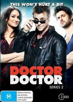 Doctor Doctor - Series 2 (NEW DVD)
