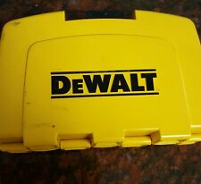 DEWALT SCREW BIT 21 pc. SET WITH TOUGH CASE