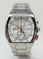 Orologio Hammer 248-OS watch all stainless steel clock chrono montre 40 mm men's