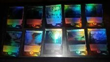 Fetch land foil altered art set arid mesa misty rainforest bloodstained mire