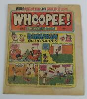 Whoopee! And Shiver & Shake - 28th June 1975 - Vintage British Weekly Comic