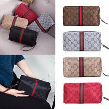 Women Toiletry Cosmetic Case Makeup Bags Casual Travel Portable Storage Handbags