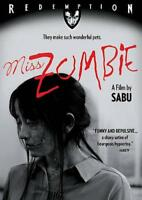 MISS ZOMBIE NEW DVD