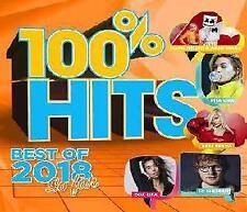 100% Hits: Best Of 2018 So Far (CD, 2018, Warner Australia)