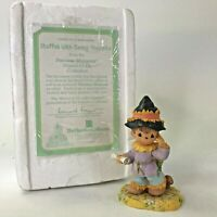Precious Moments Scarecrow Stuffed with Caring Thoughts Wizard Of Oz Hamilton