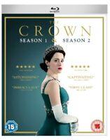 Nuovo The Crown Stagioni 1 A 2 Blu-Ray (SBRPD87723)