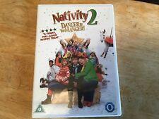 Nativity 2: Danger in the Manger! (DVD) David Tennant . Extras inc. sing a long