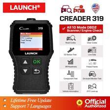 LAUNCH X431 CR319 Service Scanner Diagnostic Tool Code Reader OBD2 II EOBD CAN