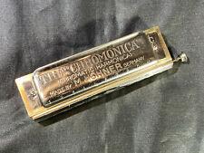 "Vintage Hohner~The ""Chromonica""~Key of C~No Box"