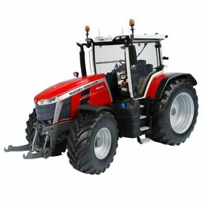 6262 Universal Hobbies Massey Ferguson 8S.265 tractor BOXED 1:32 scale NEW Hitch