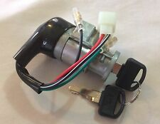 Honda Spree (NQ50)  Ignition Switch (1984-1987) with two keys