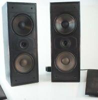 Sonab C31 Lautsprecher Speaker Boxen 80 Watt 8 Ohm gecheckt Schweden