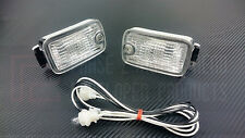 Phase 2 Front Position Turn Signal Lights For Nissan 180SX 240SX Type-X S13