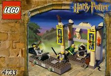 LEGO HARRY POTTER 'DUELLING CLUB' #4733 RARE LOCKHART 100% COMPLETE GUARANTEE