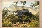 """CPM """" SALZBURG - Festung Hohensalzburg mit Untersberg"""
