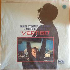 Vertigo - Alfred Hitchcock Laserdisc LD Videodisc