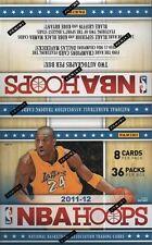 2011-12  PANINI HOOPS SEALED HOBBY BASKETBALL BOX