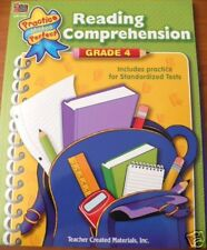 Practice Makes Perfect - Reading Comprehension Gr 4 TCM