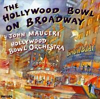 The Hollywood Bowl on Broadway by Hollywood Bowl Orchestra/John Mauceri (CD,...