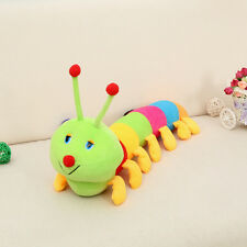 1* Fascinating Colorful Inchworm Soft Lovely Developmental Baby Kids Toy Doll