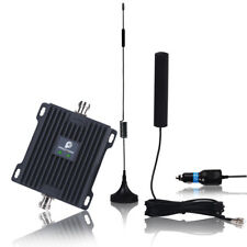 700MHz Cell Phone Signal Booster for Car RV Truck Enhance 4G LTE Band 12/13/17