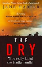 The Dry: The most gripping crime thriller of 2017, Harper, Jane, Very Good condi