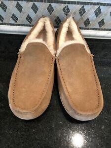 Men's UGG Chestnut Ascot Slippers- size 12- #1101110