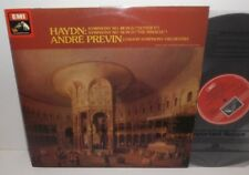 ASD 3328 Haydn Symphonies Nos. 88 & 96 London Symphony Orchestra Andre Previn