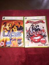 Lips Number One Hits und Lips Xbox 360 Spiel