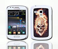 Design nº 5 hard back cover móvil, funda, funda protectora para Samsung i8190 Galaxy s3 Mini