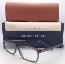 New OLIVER PEOPLES Eyeglasses DENISON OV 5102 1333 53-17 Taupe Brown Frame