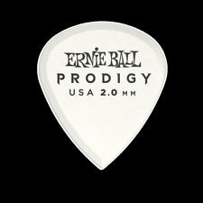 Ernie Ball 2.0mm White Mini Prodigy Picks 6-Pack