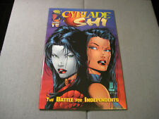 Cyblade Shi The Battle for Independents #1 (1995, Image)
