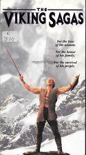 THE VIKING SAGAS (VHS) OOP RALF MOELLER EPIC NORDIC ACTION ADVENTURE