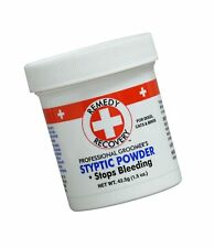 Remedy + Recovery Professional Groomer's Styptic Powder for Pets 1.5 Oz