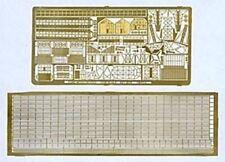 1/350 Tom's Modelworks Photo Etch KM Tirpitz Detailing Set (rails, radar's, cata