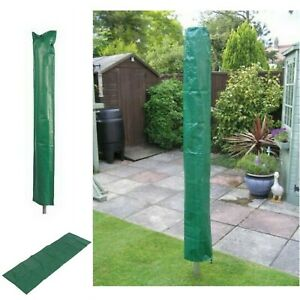 Large Rotary Washing Line Cover Clothes Airer Waterproof Parasol Cover Protector