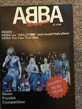 abba magazine No.20