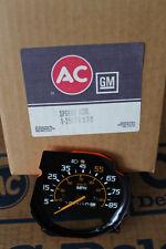 NOS AC Delco GM# 25076939 Speedometer Odometer Gauge 1984-1987 Pontiac
