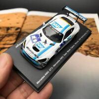 New 1/64 Spark Mercedes Benz AMG GT3 Black Falcom 24H Nurburgring 2017 Winner
