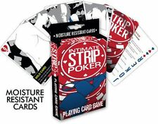 STRIP POKER - PLAYING CARD GAME / DECK - 52 CARDS BRAND NEW - SEXY 55001