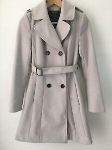 Forever New Size 6 Winter Coat