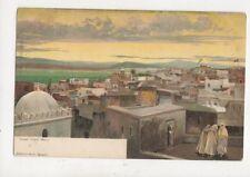 Tanger Nord Maroc North Africa Vintage U/B Postcard 909a