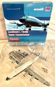 HOBBY MASTER 1:200 BOAC Lockheed Super Constellation L-1049G, N6504C HL9010 -NEW