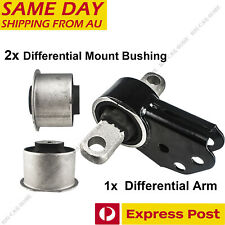 Front DIFF Mount Bush + Diff Cradle Arm For Jeep Grand Cherokee WH WK 2005-2010