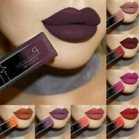 PUDAIER Long Lasting Waterproof Velvet Matte Lipstick Liquid Lip Gloss Makeup