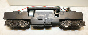 Atlas EMD FP-7 Powered Chassis. Yellow Box  HO Scale