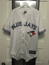Jose Reyes Toronto Blue Jays white jersey (Majestic) (ADULT MEDIUM)